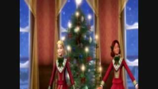 Barbie Version of Jolly Old St. Nicholas in Christmas Carol