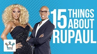 15 Things You Didn't Know About RuPaul