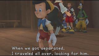 Kingdom Hearts HD Final Mix MOVIE (Disney