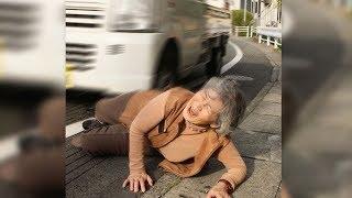 Die 89-Jährige Oma macht Bilder - doch anders als ihr denkt!