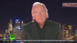 John Pilger on nuclear war, Russia & The Last Poets (Going Underground)