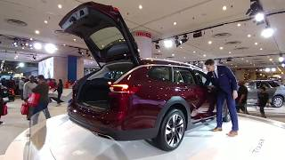 Buick Regal TourX Wagon SUV 2018 Beautiful car