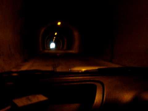tunel assombrado