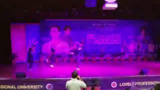 Lpu amazing dance video(4K VIDEO)