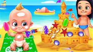 Babysitter Madness Play With Baby Twins - Fun Baby Care Games