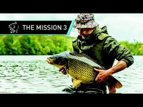 The Mission 3 - Oli Davies Big River Carp Fishing