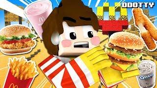 🍔맥도날드 세상이 멸망해서 이제 햄버거를 만들 수 없다고?!
