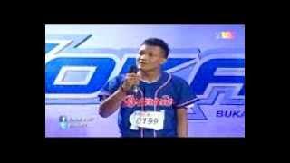 Vokal Bukan Sekadar Rupa 2012  Funny moment.