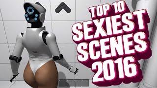 Top 10 - Sexiest scenes of 2016