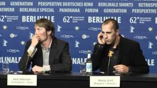 A Royal Affair | press conference pt. 1 (2012) Berlinale 2012