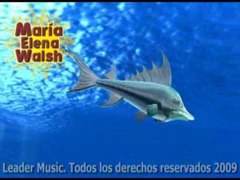 María Elena Walsh Canción del Pescador