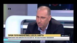 TBF Başkanı Harun Erdenay 3.05'te Tribüne Renk Kat'ı anlattı (Lig Tv)