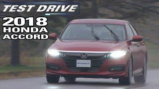 Test Drive: 2018 Honda Accord
