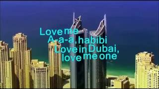 Dj Sava ft Faydee - Love in Dubai [Lyric Video]