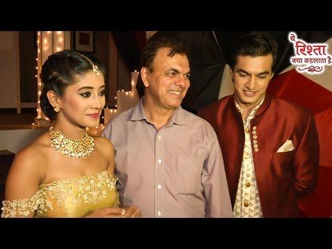 Kartik's REAL FATHER Attend KAIRA Sangeet | यह रिश्ता क्या कहलाता है | Yeh Rishta Kya Kehlata Hai