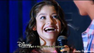 Soy Luna 1x05: Simón y Luna cantan 'Valiente' y Matteo se pone celoso - HD