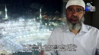Dr  Zakir Naik :  IŞİD yani  DAİŞ Hakkında Hakikatleri anlatıyor