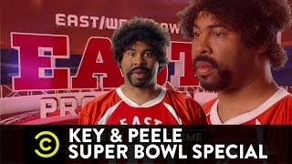 Key & Peele - East/West Bowl 3 - Pro Edition - Super Bowl Special