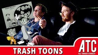 The REAL TOM & JERRY Cartoon: Trash Toons With Dave Anthony & Gareth Reynolds