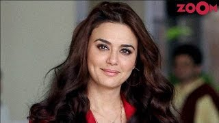 Preity Zinta Finding Difficult To Auction Her Wedding Pictures For A Noble Cause