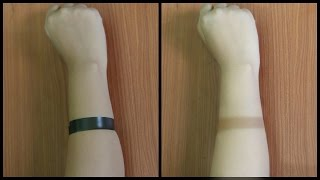 how to remove sun tan from your hand quickly/sun tan home remedie