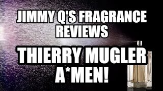 Thierry Mugler Angel Men A*Men Fragrance Review