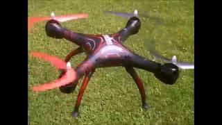 Wraith Spy Drone 1080p HD Video Camera RC Quadcopter Review