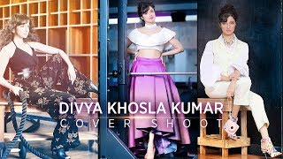 Divya Khosla Kumars Cover Shoot  Behind The Scenes  Fitlook Magazine uploaded on 2 day(s) ago 26992 views