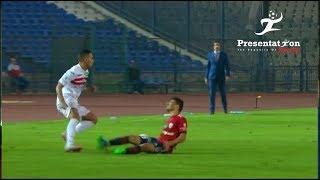 ملخص وأهداف مباراة الزمالك والنصر 2-1 | الجولة الـ 9 الدوري المصري