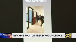 Tracking Houston-area school violence