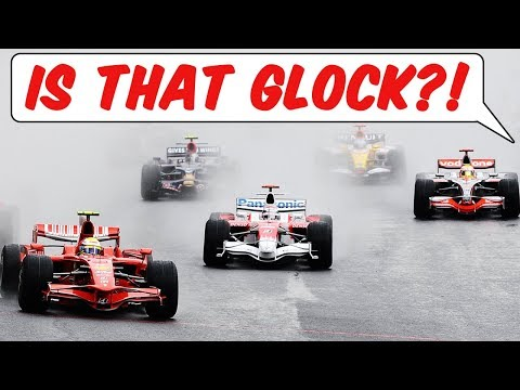10 Of The Greatest F1 Title Showdowns