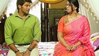 Anushka Shetty at Inji Iduppazhagi Movie Press Meet