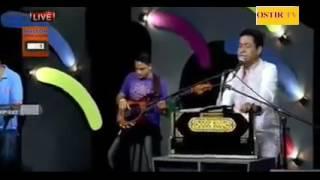 Aj Sei Amake Chinte Tomar Baro Kosto Hoy By Monir Khan with N0ngor