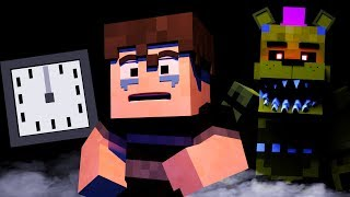 ''I Got No Time''-Minecraft Fnaf Music video [Song Remix by CG5]