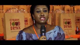 Foodies and Spice at gtbank food and drink