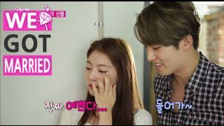 [We got Married4] 우리 결혼했어요 - Jonghyun prepare last present for seungyeon! 20150829