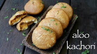 aloo kachori recipe | aloo ki kachori recipe | potato stuffed kachori
