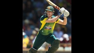 1st ODI, Australia vs South Africa, Highlight | Bailey And Bowlers Give Australia 32-run win.