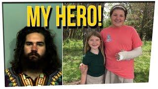 12-Yr-Old Girl Stops CarJacker and Saves Little Sister! ft. Steve Greene & Nikki Limo