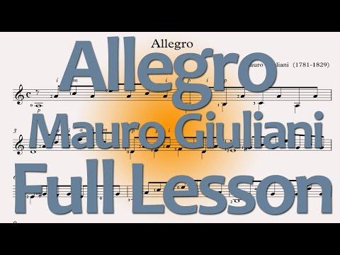 Xxx Mp4 Mauro Giuliani Allegro Full Lesson Free Pdf Tab Downloads 3gp Sex