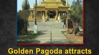 Golden Pagoda attracts devotees from all faiths - Arunachal Pradesh News