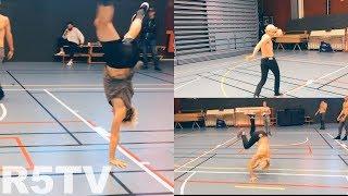 The Boys Can Breakdance!? S2E28 | R5 TV