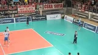CSKA Sofia - Zenit 20.01.2020 CEV Champions league, Samokov, Bulgaria
