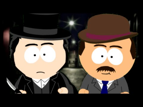 Jack the Ripper vs H. H. Holmes. Epic Fanmade Rap Battles of History #93