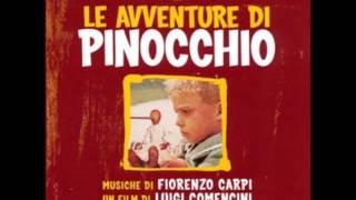 Fiorenzo Carpi Le avventure di Pinocchio (completo)