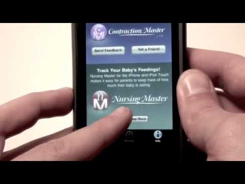 Contraction Master iPhone App Review - AppCalendar.com