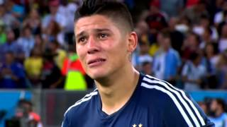 FIFA World Cup 2014 Final Emotions
