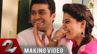 Surya's 24 Movie Making | Samantha, Nithya Menen, Vikram Kumar