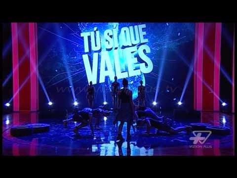 Tu Si Que Vales - Vagabondet vs Ladies - 20 Maj 2015 - Nata e sfidave - Show - Vizion Plus