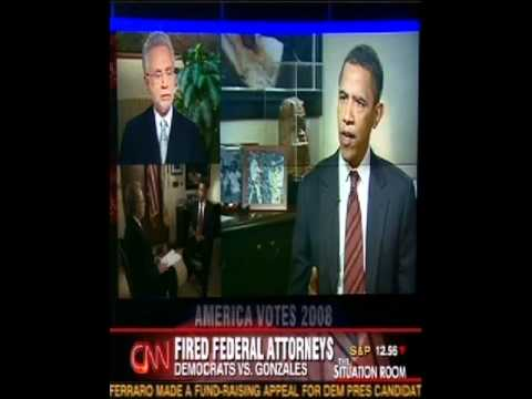 Obama In 2007: He Would Respect The Law And Branches Of Gov't, Not Abuse Privilege